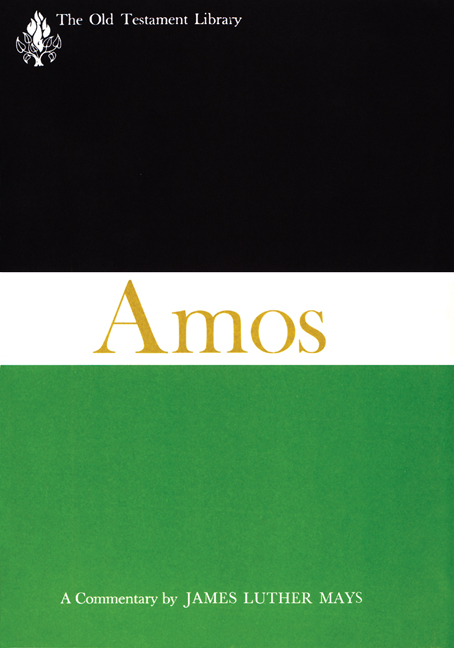 book of amos The book of amos is one of the books of the nevi'im (hebrew: prophets) and of the old testament amos is one of the minor prophets amos was the first biblical prophet whose words were recorded in a book, an older contemporary of hosea and isaiah.