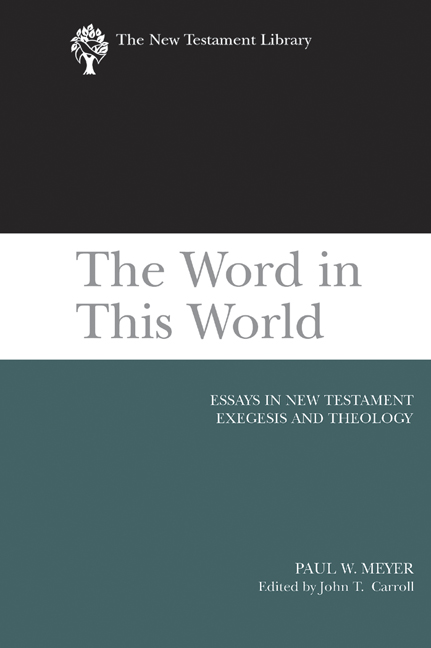 "essays on new testament christianity ""the role of women in the new testament doctrine of ministry"" by allan j mcnicol ""women in the church: the hermeneutical problem"" by thomas h olbricht this second collection of essays is a worthy successor to the earlier volume."