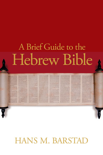 A Brief Guide to the Hebrew Bible