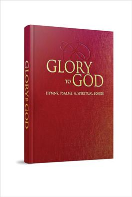 Glory to God (Red Pew Edition, Ecumenical)