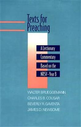 Text for Preaching, Year B