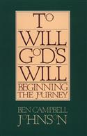 To Will God's Will