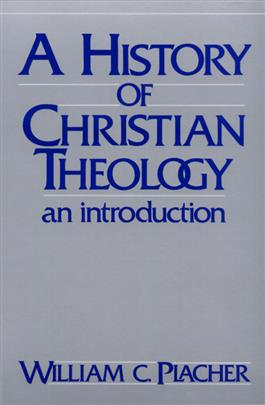 A History of Christian Theology