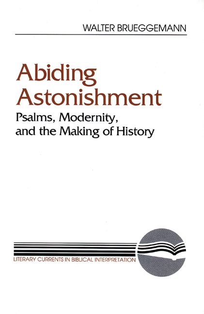 Abiding Astonishment