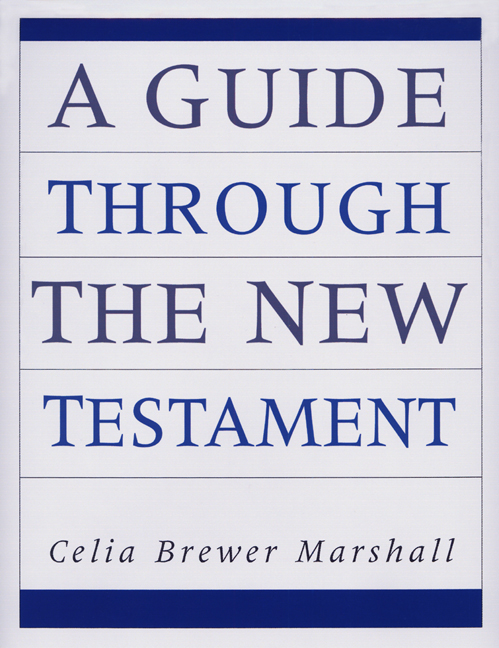 A Guide Through the New Testament