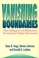 Vanishing Boundaries