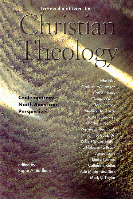 Introduction to Christian Theology