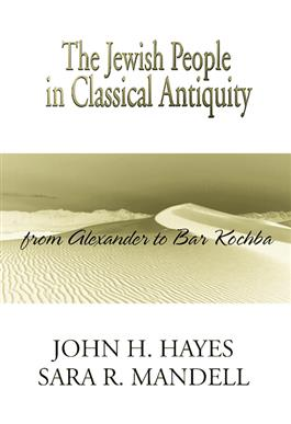 The Jewish People in Classical Antiquity