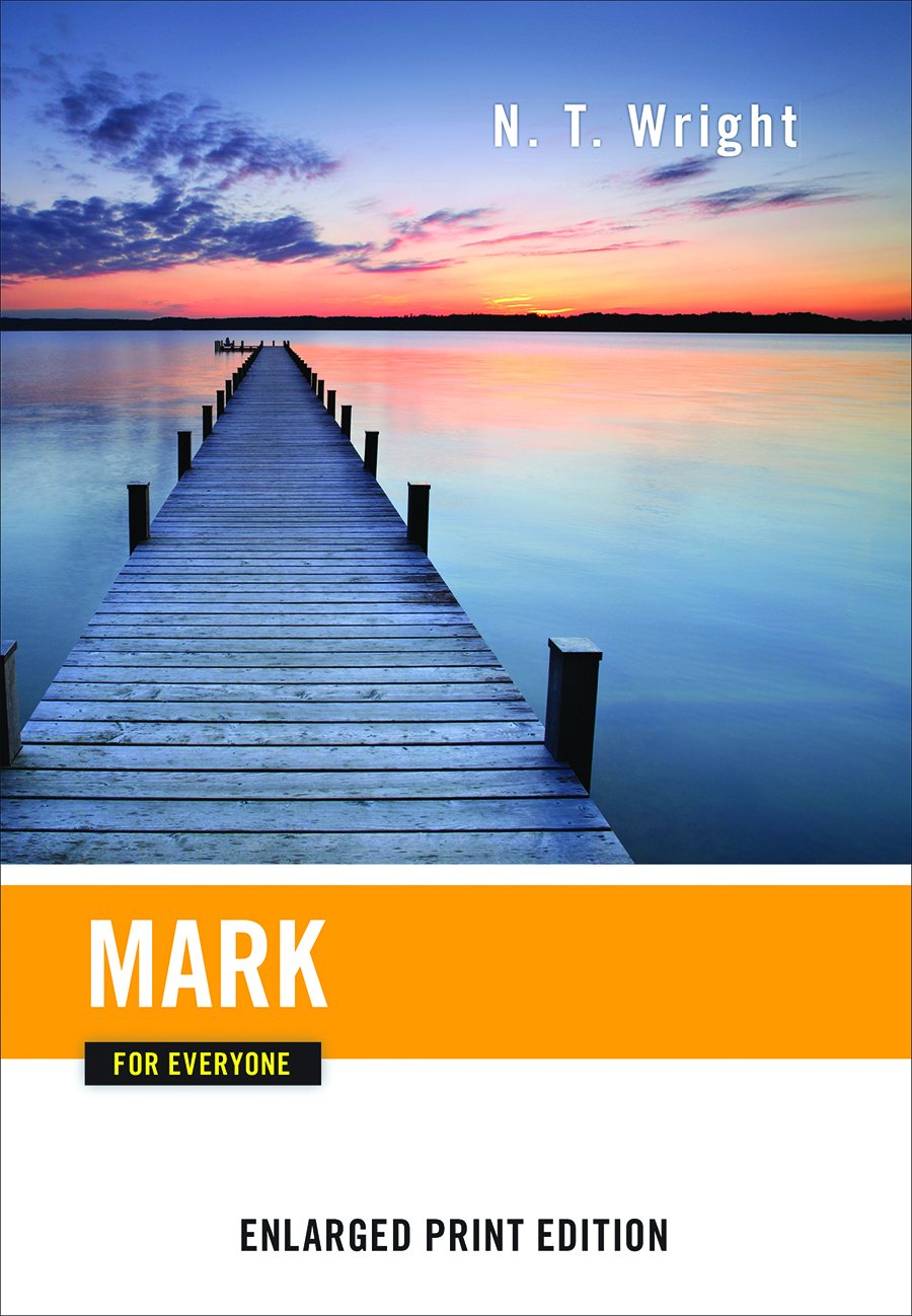 Mark for Everyone-Enlarged Print Edition