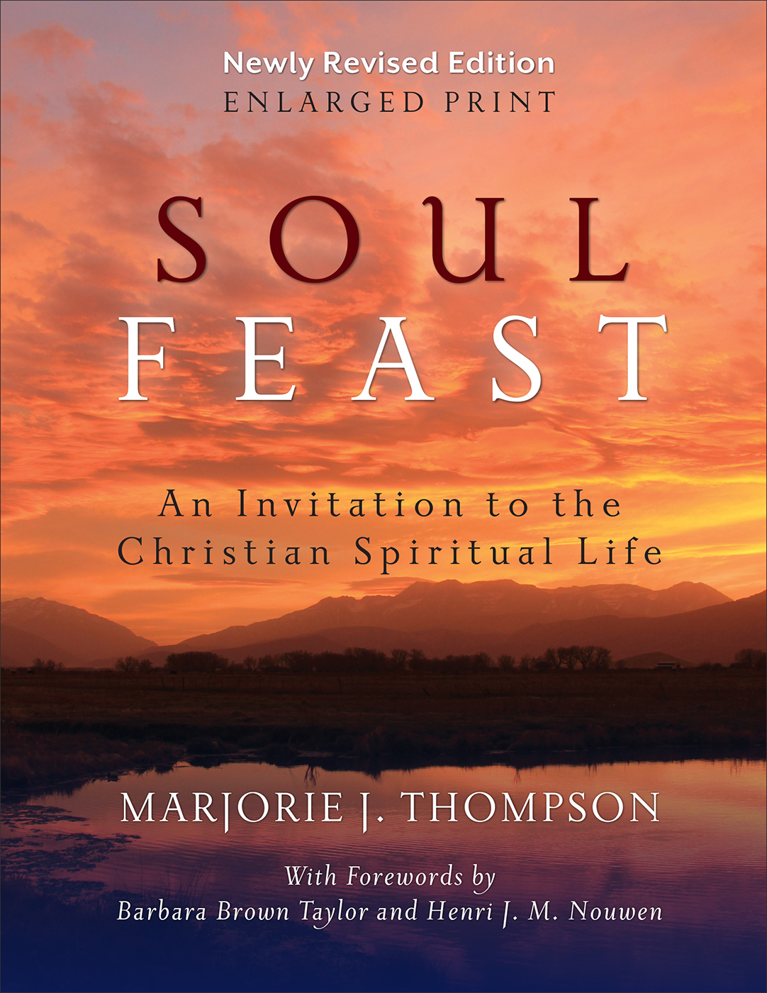 Soul Feast, Newly Revised Edition-Enlarged Print