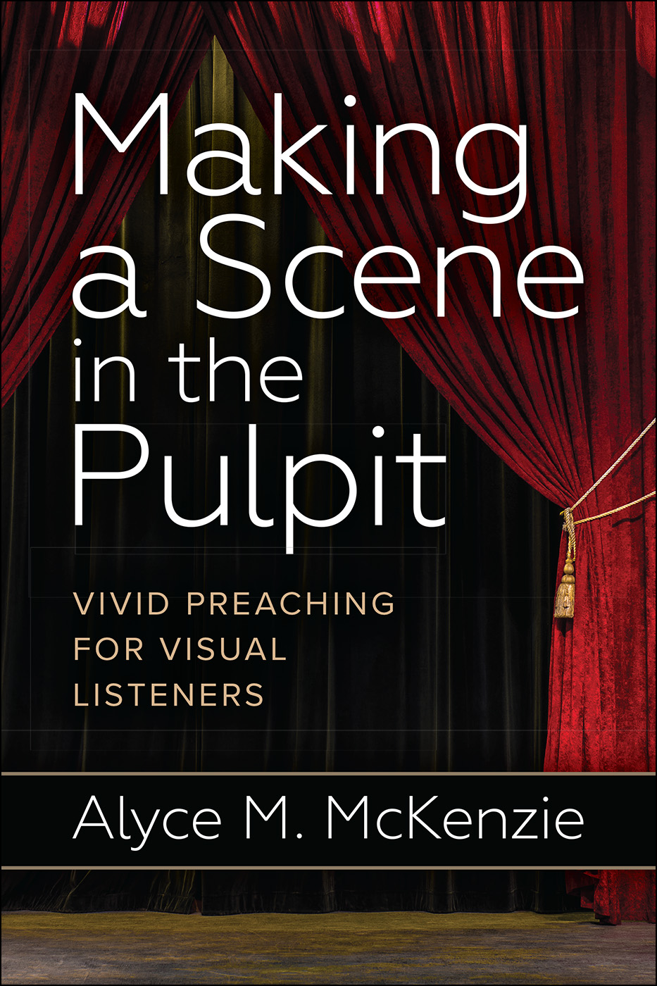 Making a Scene in the Pulpit
