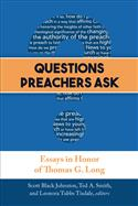 Questions Preachers Ask