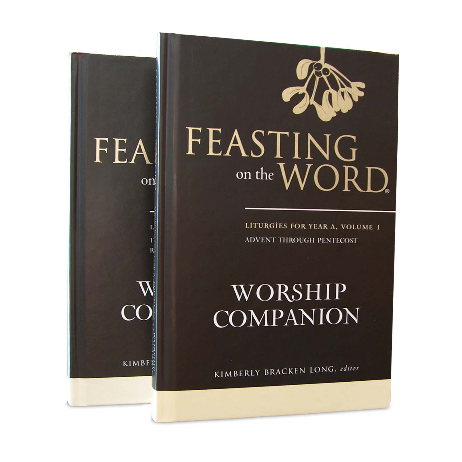 Feasting on the Word Worship Companion, Year A - Two-Volume Set