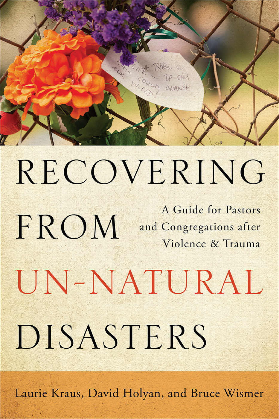 Recovering from Un-Natural Disasters