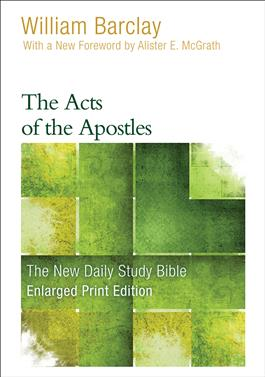The Acts of the Apostles-Enlarged