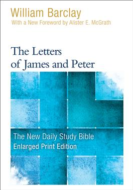 The Letters of James and Peter-Enlarged