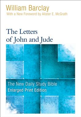 The Letters of John and Jude-Enlarged