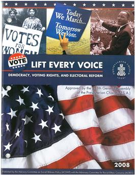 Lift Every Voice: Democracy Voting Rights and Electoral Re