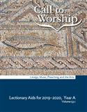 Call to Worship 53.1 Subscription Year A