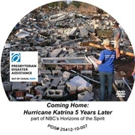 Coming Home: Hurricane Katrina Five Years Later DVD (Limit of 3)