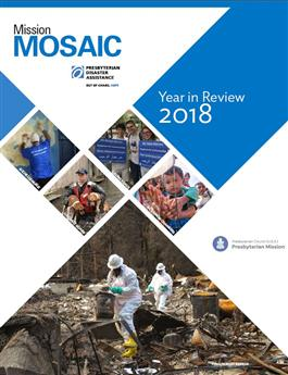 Mission Mosaic: Year In Review 2018