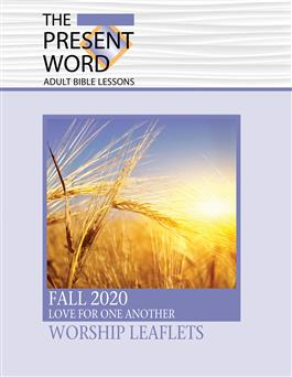 The Present Word Worship Leaflets