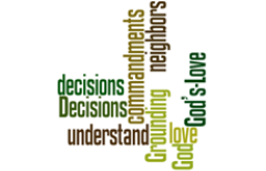 Grounding Our Decisions in God's Love