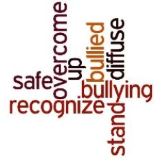 Bullying: Speak UP