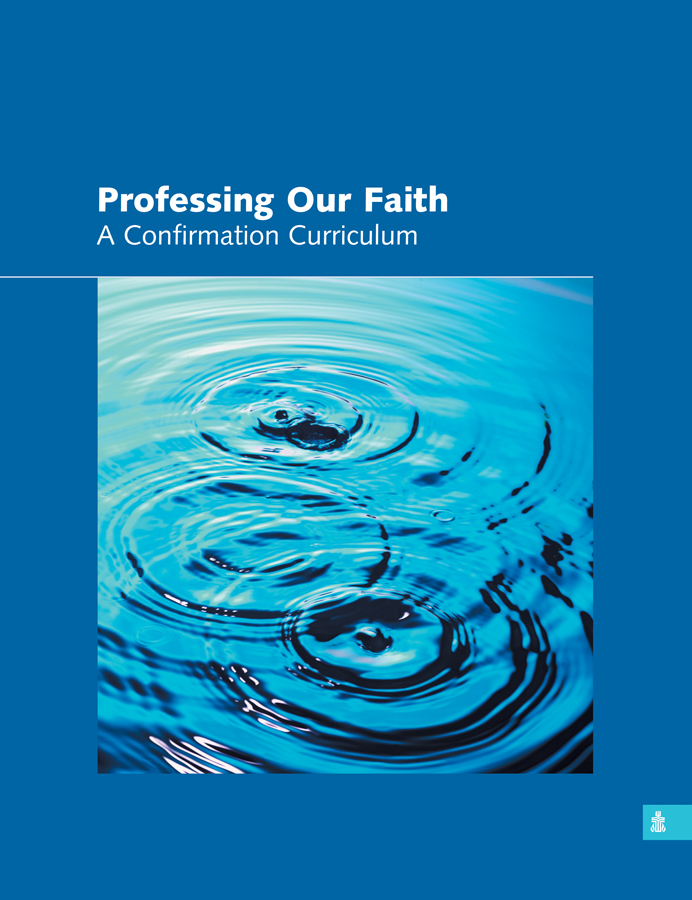 Professing Our Faith: A Confirmation Curriculum, Teacher's Book