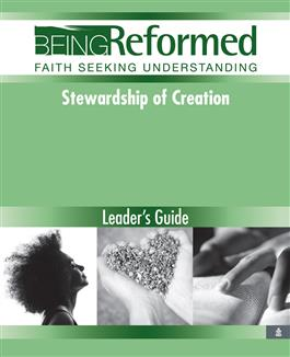 Stewardship of Creation, Leader's Guide