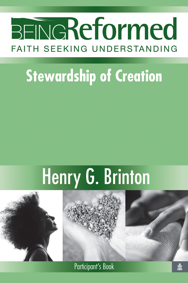 Stewardship of Creation, Participant's Book