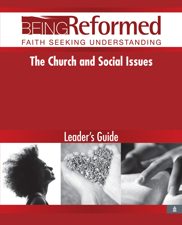 The Church and Social Issues, Leader's Guide