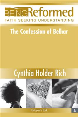 The Confession of Belhar, Participant's Book