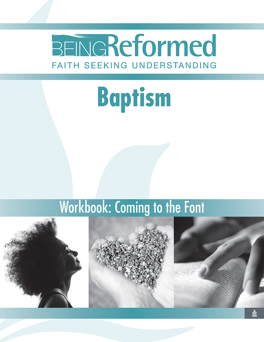 Baptism: Workbook: Coming to the Font