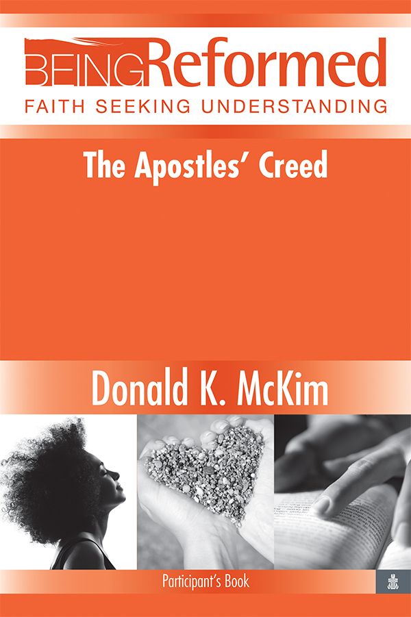 The Apostles' Creed, Participant's Book