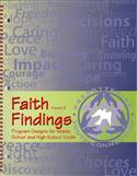 Faith Findings: Program Designs for Middle School and High