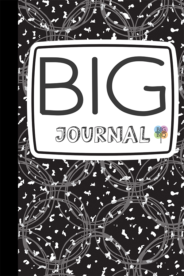 Big God Big Questions: Confirmation BIG Journal
