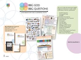 Big God Big Questions: Confirmation Infographics