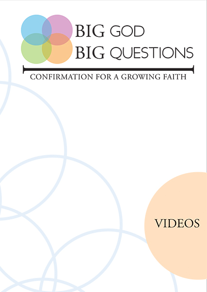 Big God Big Questions: Confirmation DVD