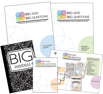 Big God Big Questions: Confirmation Bundle