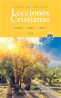 LECCIONES CHRISTIANAS TEACHER BOOK