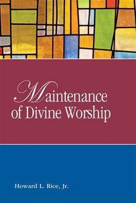 Maintenance of Divine Worship