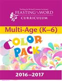 Multi-Age 12 Month Additional Color Pack