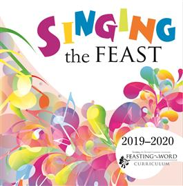 Singing the Feast 2019-20 Music CD