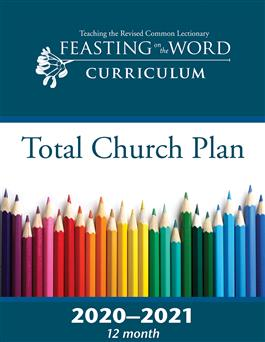 2020–2021 Total Church Plan 12 Months Printed Format