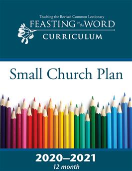 2020–2021 Small Church Plan 12 Month Printed Format