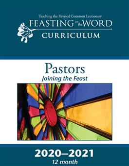 2020–2021 Joining the Feast 12 Months Printed Format