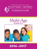 Multi-Age (Grades 1-6) 12 Month Printed Format
