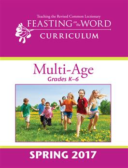 Multi-Age (Grades 1-6) Spring Printed Format