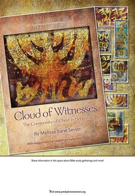 Cloud of Witness Horizons Bible Study Promo Poster